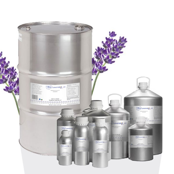 display all the availabel sizes which you can buy from 15 ml to 1 MTS of Lavender Oil